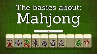 The basics about: Japanese Mahjong