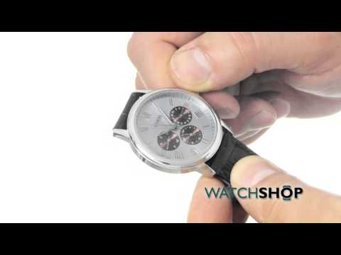 Guess Men's Wafer Watch (W0496G2)
