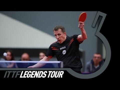 2017 ITTF Legends Tour LIVE