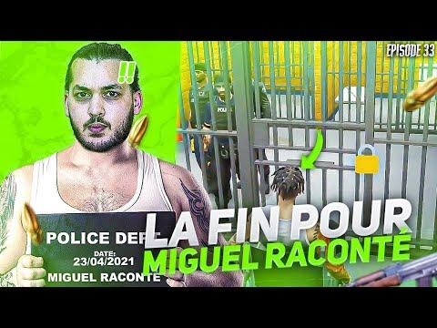 La Police encercle le Barrio ! La fin pour Miguel...? (Episode 33)