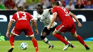 Sadio Mane vs Bayern Munich -01 August 2017