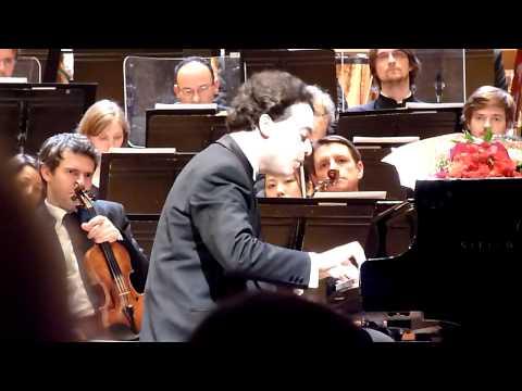 """Evgeny Kissin plays Grieg """"Carnival scene"""""""