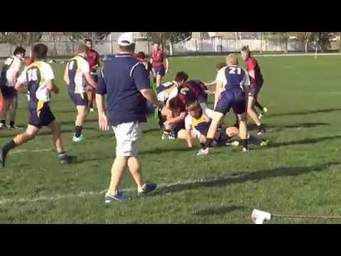 Fumio Arima Rugby Highlight 2014