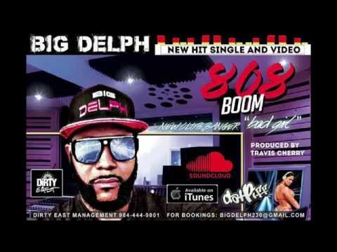 Big Delph - 808 Boom