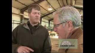 Timber Frame Truss Plans
