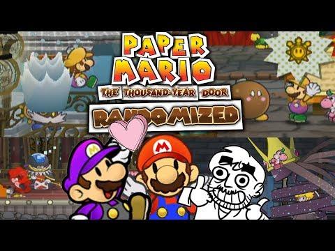 Best of RANDOMIZED Paper Mario: TTYD Hard Mode [Chapter 8]