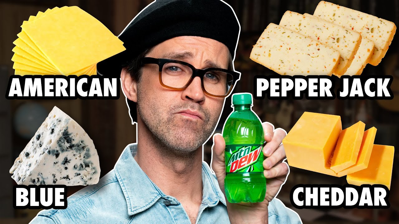 What's the Best Soda and Cheese Combo?