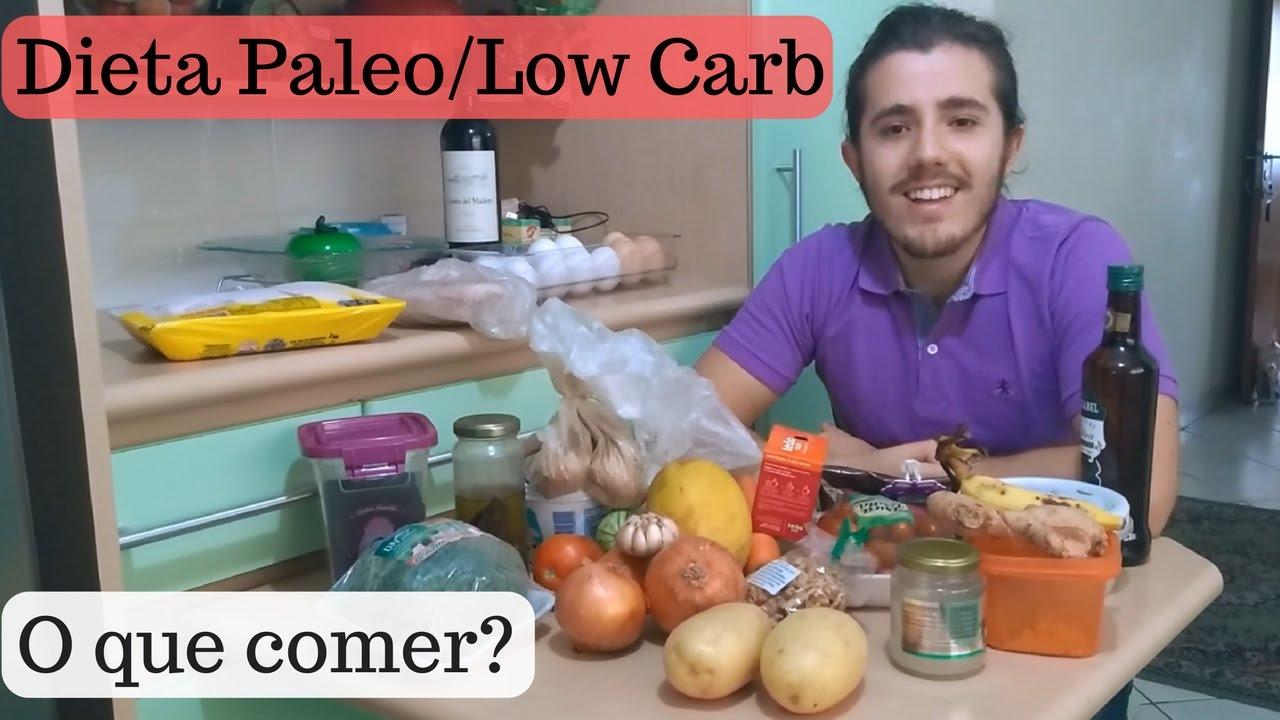 Lista de alimentos permitidos dieta paleo
