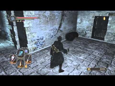 Dark Souls 2 - Hidden Walls - The Lost Bastille And Belfry Luna