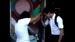 2009 sti college recto variety show music video competition entry 6 dcet superhero