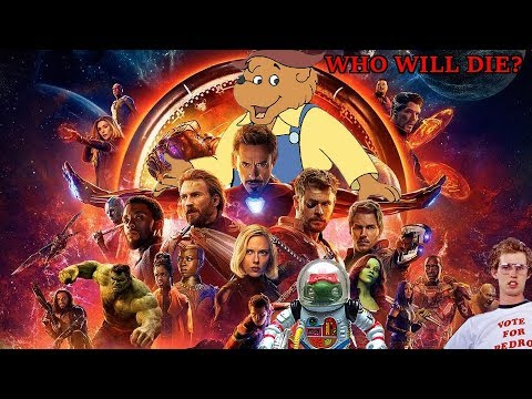 Avengers Infinity War Predictions - An Apathetic Update