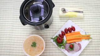 Đánh giá nồi nấu cháo chậm cho bé Hàn Quốc BBcooker