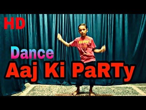 Aaj ki party '' - Mika singh / Salman khan / Bajrangi bhaijaan,  choreo. by Prince ,Dance Ujjawal