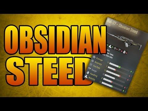 Advanced Warfare Elite Weapons Ep. 5 - Bal-27 Obsidian Steed (Best Multiplayer Gun Variant)