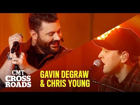 Dusty - CMT Crossroads with Chris Young and Gavin DeGraw TEASW