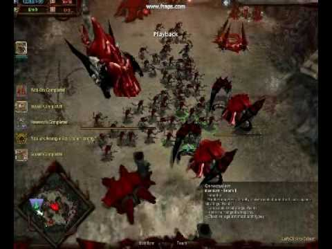 warhammer4OK dark crusade tyranids rising part 1 |