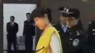 Repeat youtube video Todesstrafe für Geschäftsfrau Wu Ying sorgt in China für Aufregung