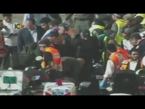 3 injured in stabbing attack in Jerusalem