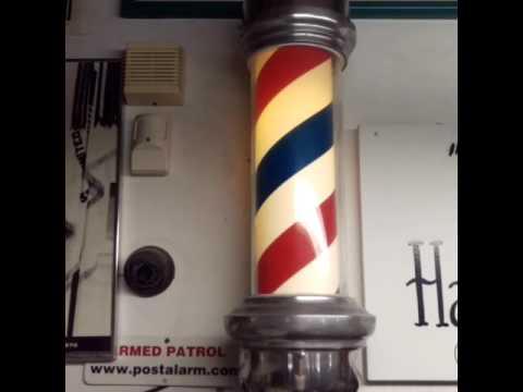 American Classic Barber pole