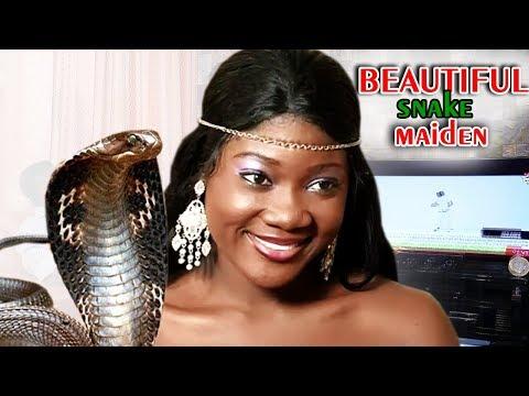 Beautiful Snake Maiden 5&6 - Mercy Johnson Latest Nigerian Nollywood Movie/African Movie