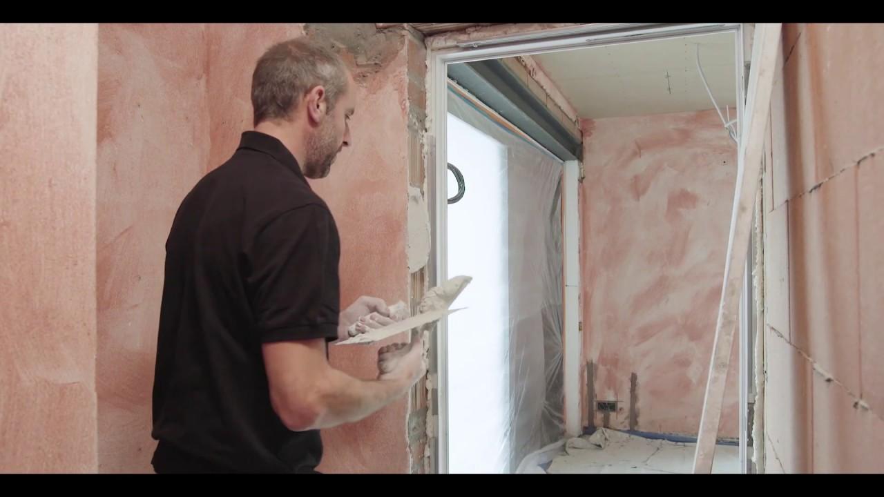How To Plaster A Flush Xinnix Door X1 X2