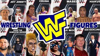 NEW WWE MATTEL 90'S ERA FIGURES I'D LOVE TO SEE!!!