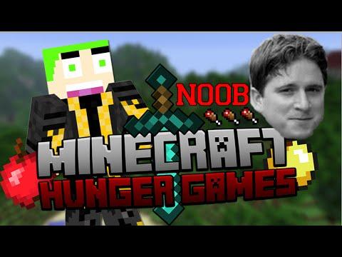 Minecraft - The Hungergames 422 Duffy13 je bent echt slecht!
