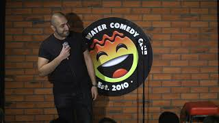 Sam Mo LIVE at Hot Water Comedy Club