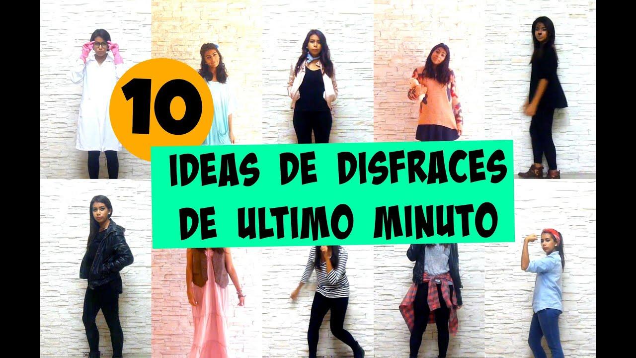 10 ideas de disfraces r pidos y f ciles de ltimo minuto - Platos originales y faciles de hacer ...