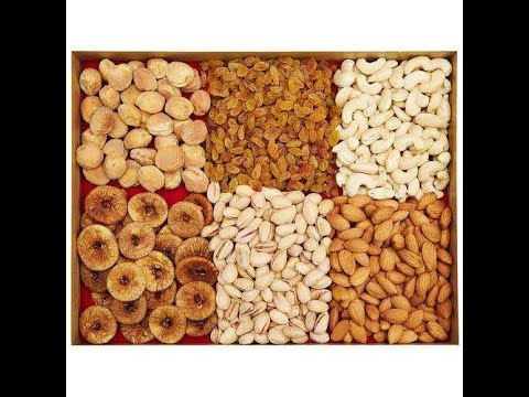 Nutrition For Kids From Dry Fruits