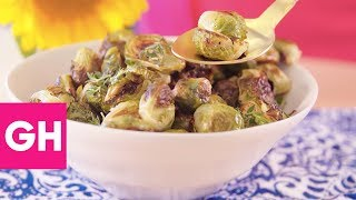 How to Make Roasted Brussels Sprouts | Test Kitchen Secrets | GH