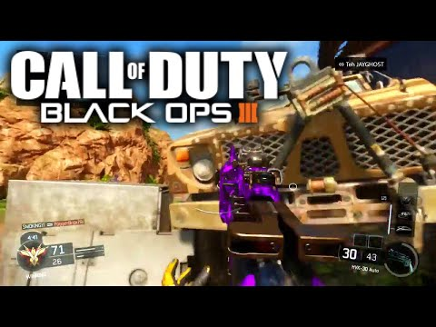 Random Players Join our Lobby (Black Ops 3 Gamplay JAYGHST)