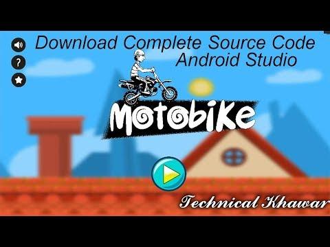 Motobike Game Source Code Android Studio - Admob मोटोबाइक गेम सोर्स कोड एंड्रॉइड स्टूडियो - एडमोब
