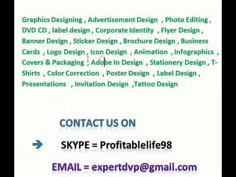 Best animation design    and 5*** stationery design