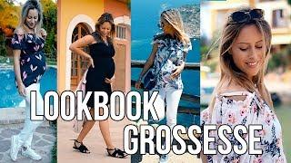 LOOKBOOK de Grossesse - 8ème mois