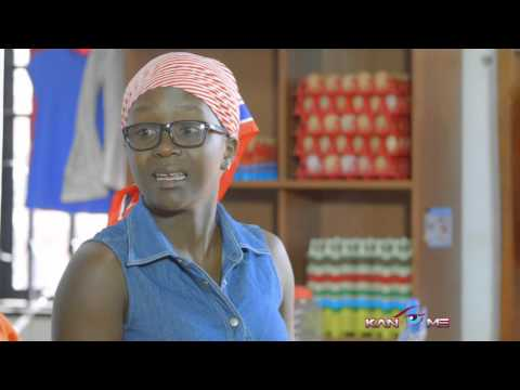 "Video (skit): kansiime Anne Goes to Get Her Money ""you look like food itself"""