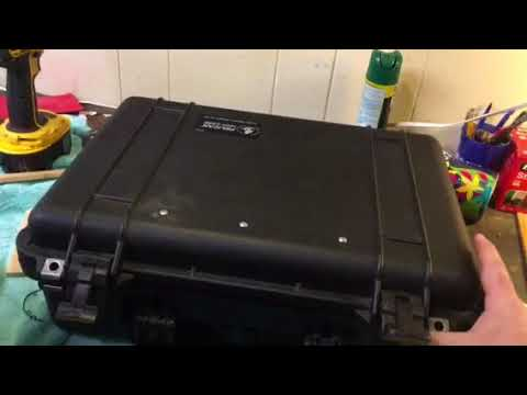 Mobile PS4 Gaming Case Part 1