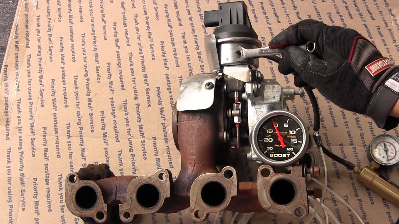 how a tdi engine vnt turbo works and how they fail and cause limp mode or low power [ 1280 x 720 Pixel ]