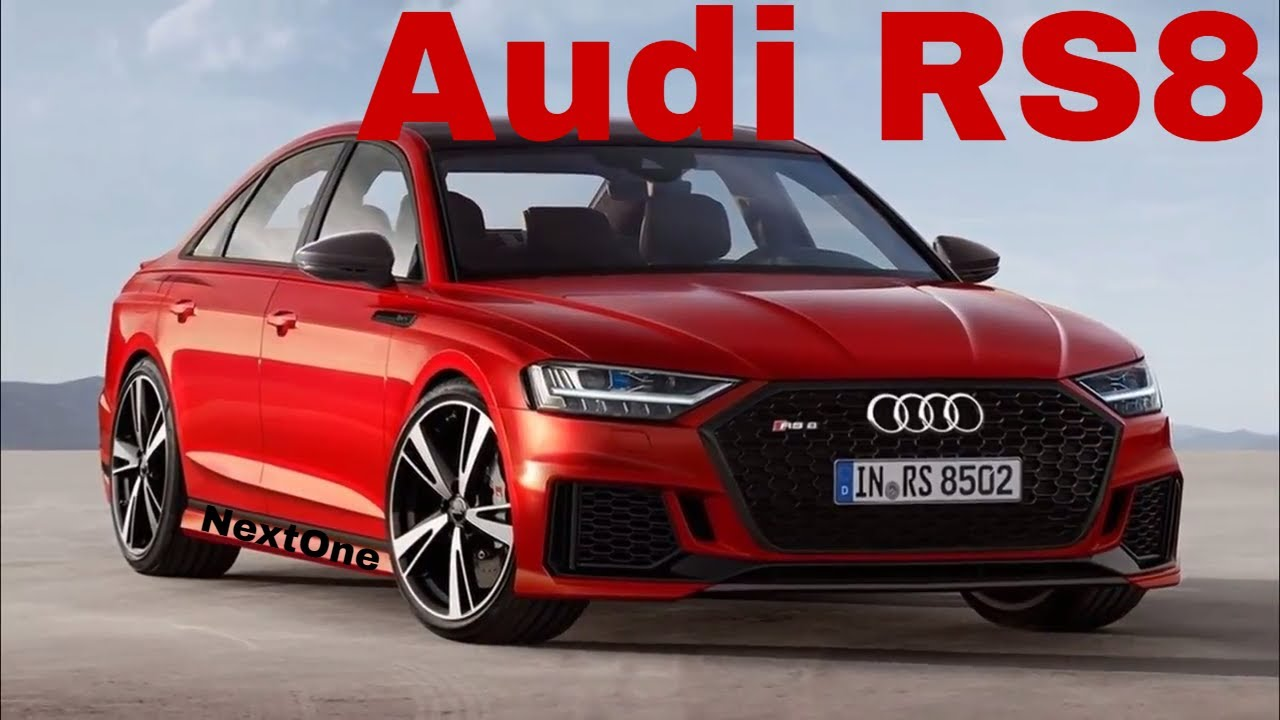 New Audi Rs8 Review Interior And Exterior 2018