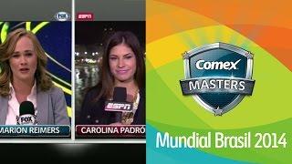 Comex Masters - Día 14 (Marion Reimers frente a Carolina Padrón)