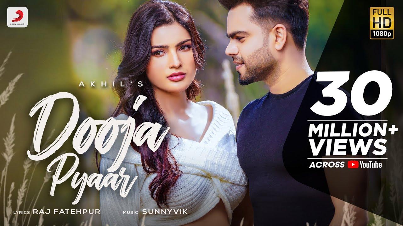 Akhil - Dooja Pyaar | Raj Fatehpur | Sunny Vik | Punjabi Romantic Song 2021