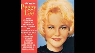 February 17, 1965 Bewitched, Peggy Lee