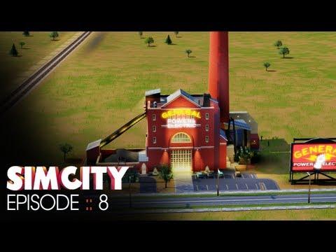 SimCity :: Episode 8 :: Smoke 'em out!