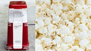 Nostalgia Hot Air Popcorn Make…