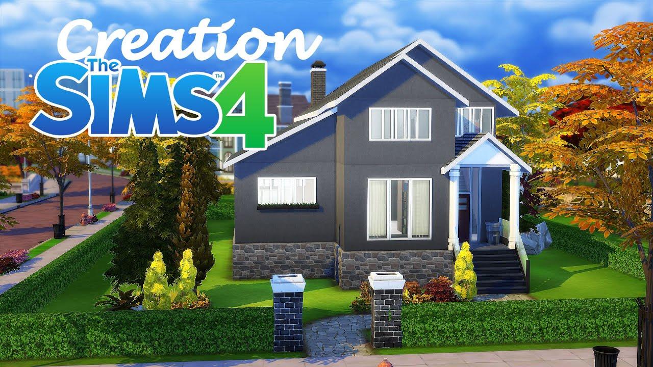 construction sims4 astuces pour d buter youtube. Black Bedroom Furniture Sets. Home Design Ideas