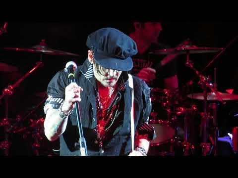 Hollywood Vampires/Johnny Depp ~ Heroes ~ Phoenix, AZ ~ Dec 8, 2018