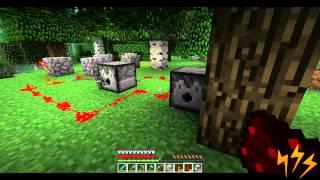 Minecraft.Урок 14(Инвертор)