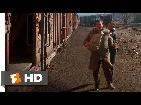 Midnight Run (6/9) Movie CLIP - Catching a Freight Train (1988) HD