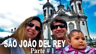 Ep. 7 São João del Rey, Bichinho e Prados (Parte 1 de 2)