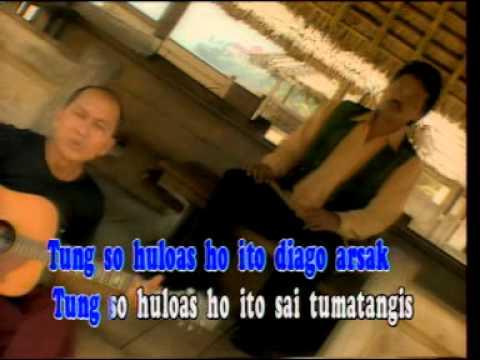 Tung So Huloas Ho Marsak   Trio 3 Dimensi Lagu Pop Batak
